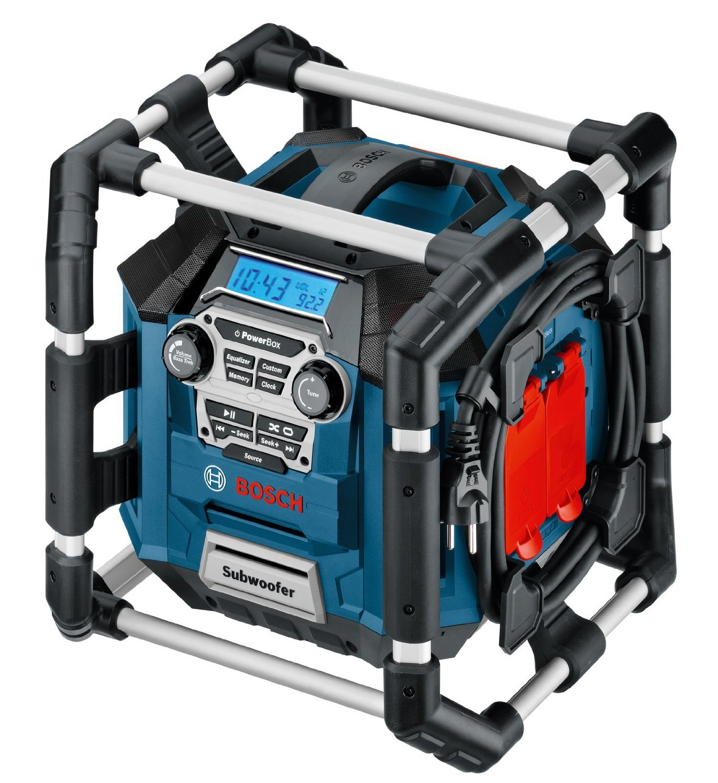Radio Bosch GML 20 Blue  (0.601.429.700) radio, radiopulksteņi