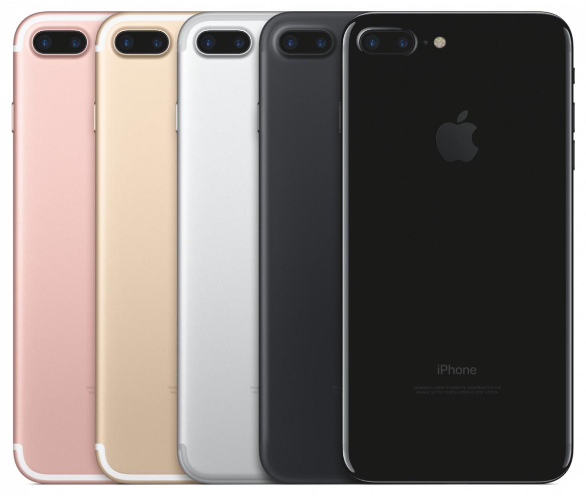 Apple IPhone 7 Plus 32GB Black Mobilais Telefons