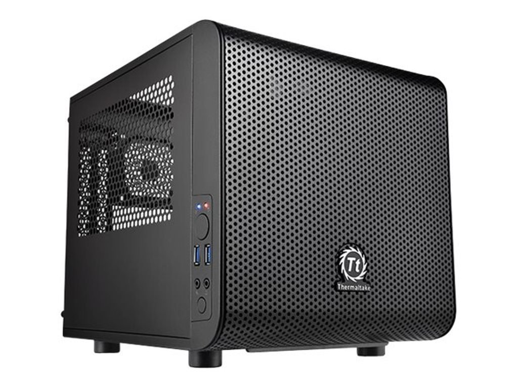 THERMALTAKE Core V1 Mini ITX Datora korpuss