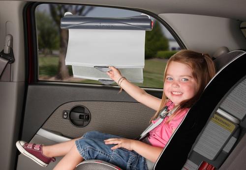 ROLETA PRZECIWSONECZNA DIONO SOLAR ECLIPSE 60335 auto bērnu sēdeklītis