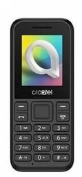 Alcatel 1066D Black Mobilais Telefons