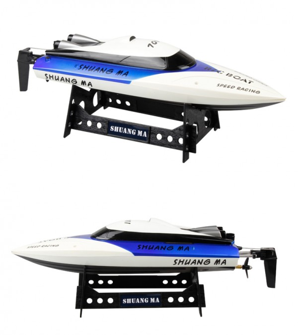 Motorboat Double Horse 7011- Blue
