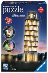 Ravensburger 3D Puzzle Tower of Pisa (125159) puzle, puzzle