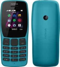 Nokia 110 Blue 2019 Mobilais Telefons