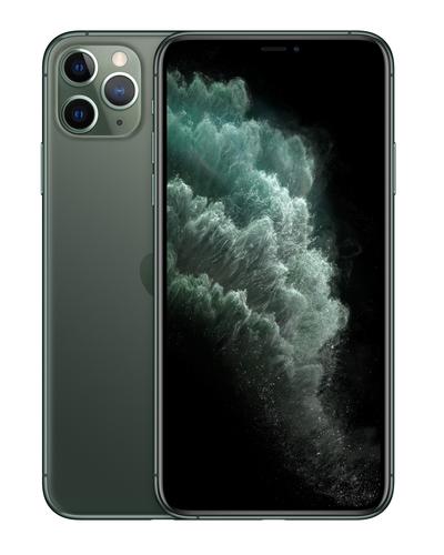 Apple iPhone 11 Pro Max 512GB Midnight Green Mobilais Telefons