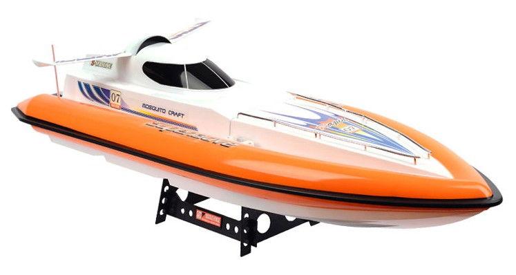 Motorboat Superlative 27/40MHz RTR (2 Engines) - Orange DH/7007