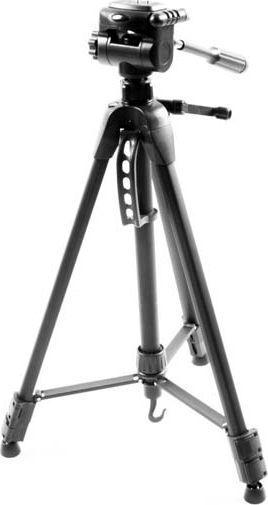 Fancier Tripod 183cm Tripod + 3d Head - Black + Case statīvs