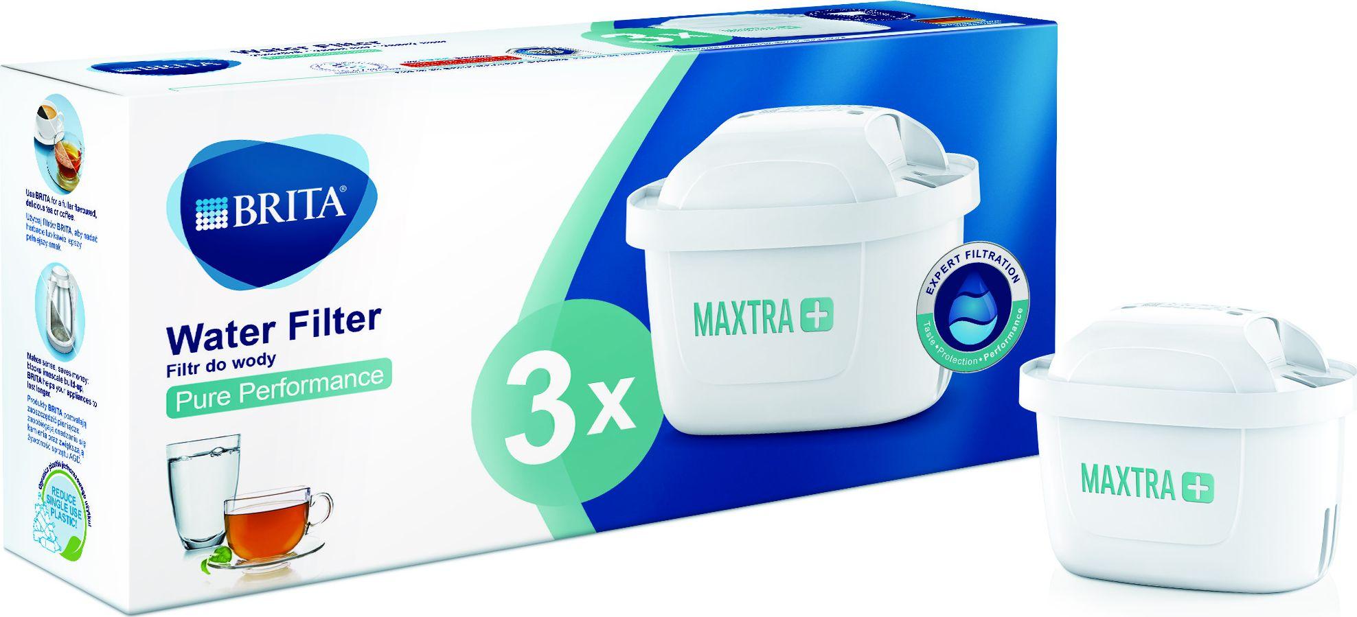Brita Maxtra + Plus Pure Performance 3pc Virtuves piederumi
