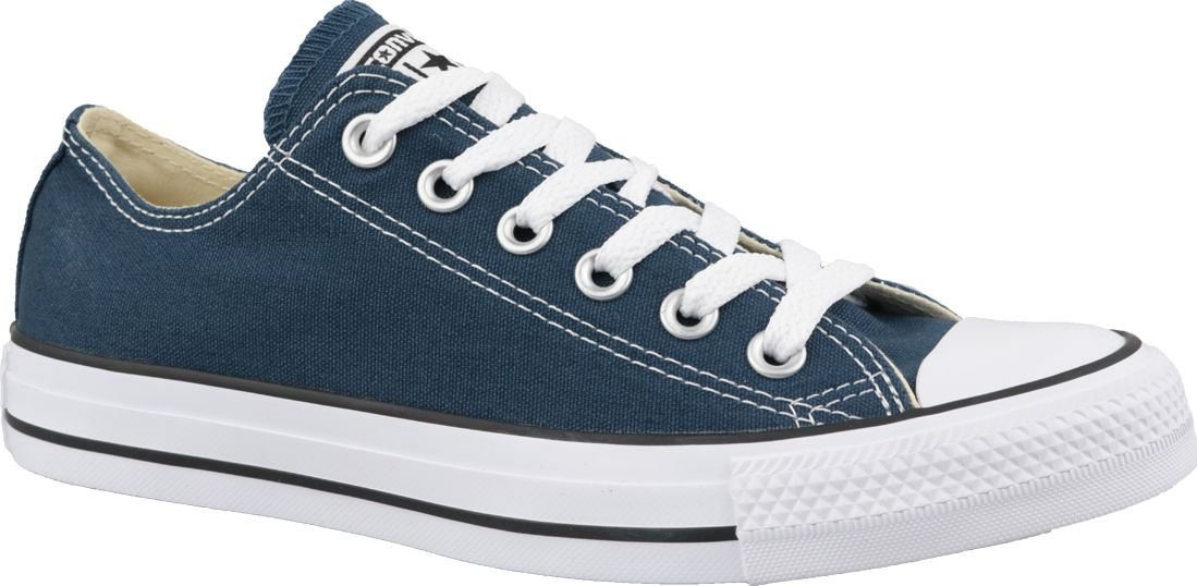 Converse Women's Chuck Taylor All Star Ox Shoes Navy Blue Size 43 (M9697C)