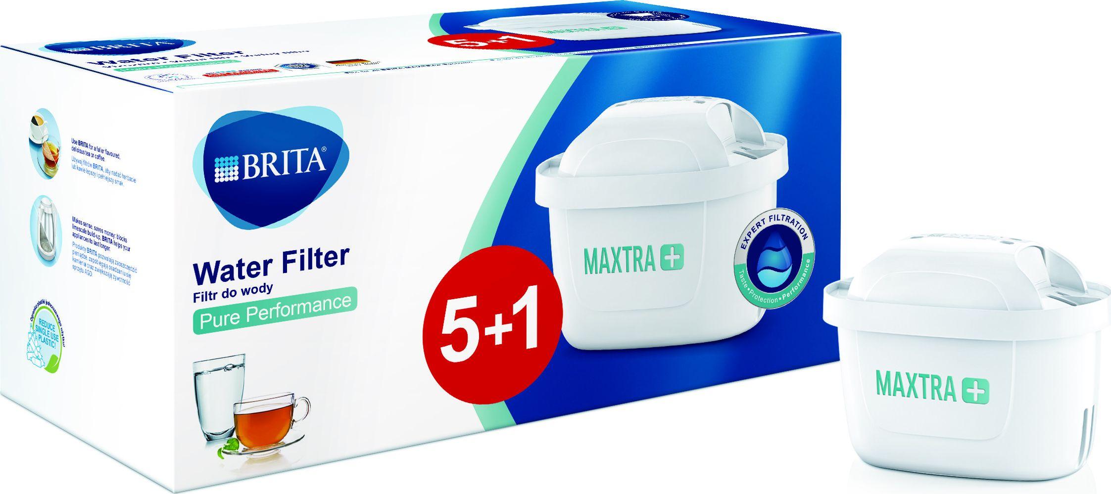 Brita Maxtra+ Pure Performance 6x Virtuves piederumi