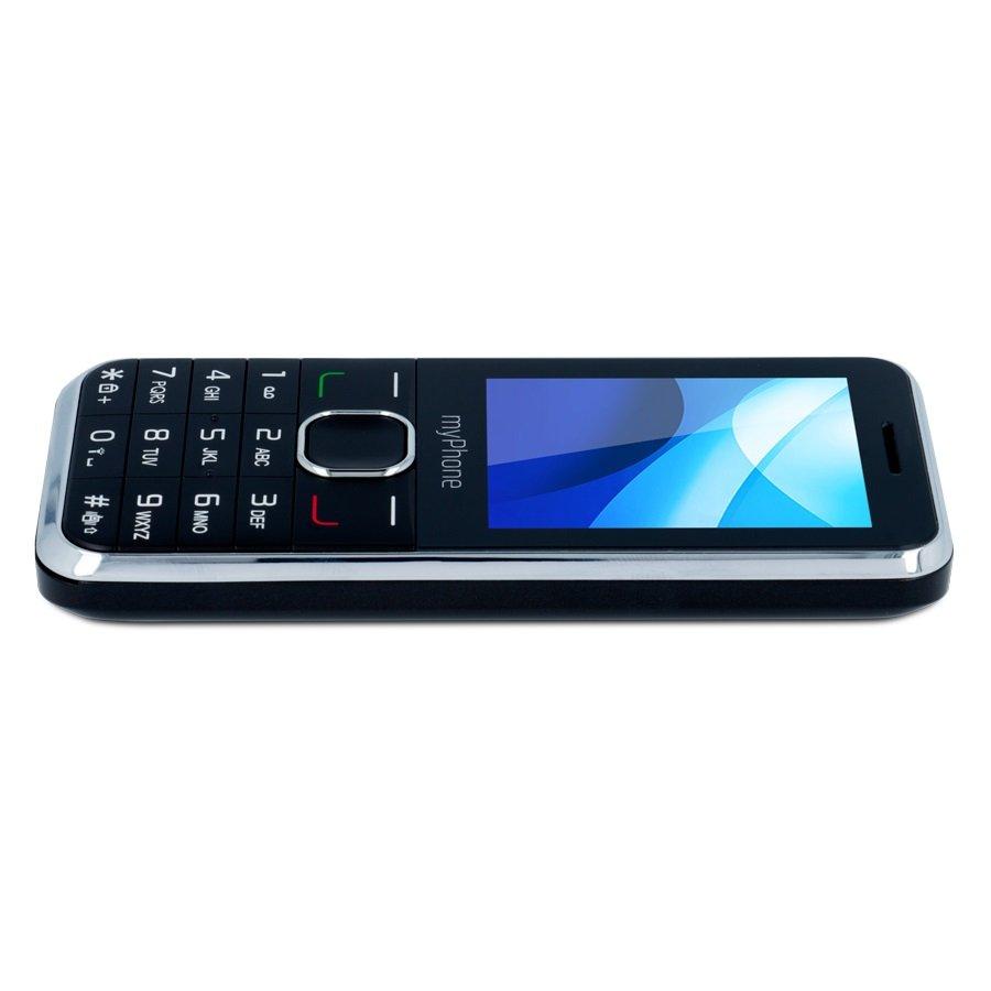 MyPhone Classic+ 3G Dual black Mobilais Telefons