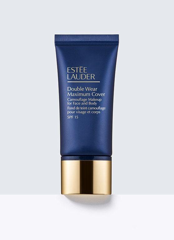 Estee Lauder Foundation Double Wear Maximum Cover Comouflage Makeup For Face And Body SPF15 3N1 Ivory Beige 30ml tonālais krēms