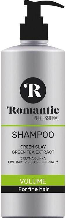 Forte Sweeden Volume Romantic Professional Hair Shampoo 850 ml Matu šampūns