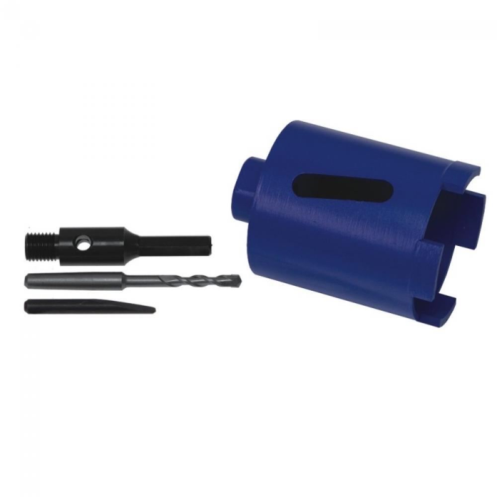 Dedra Hole drill 82x75mm set - H1222