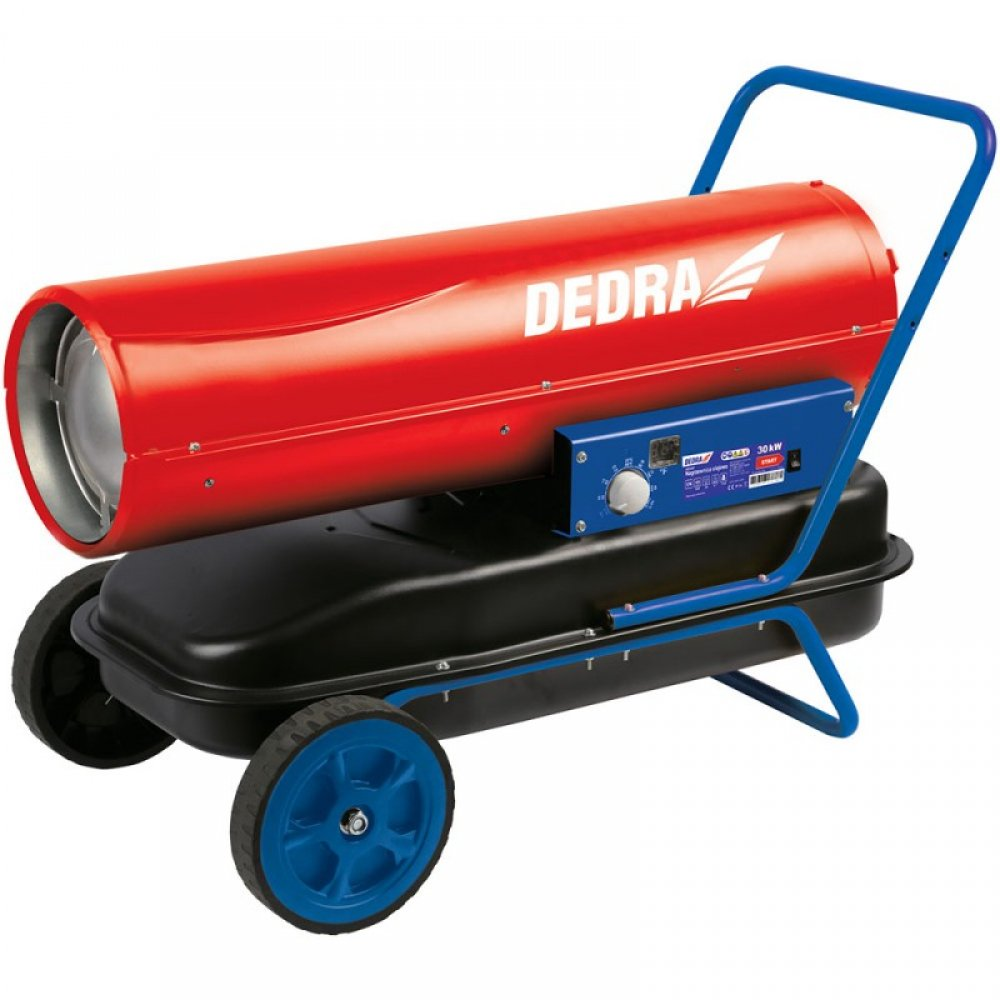 Dedra Oil heater with thermostat 30kW (DED9952)
