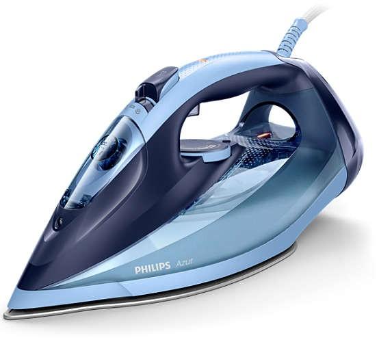Philips Azur GC4564/20 (2600W; navy blue color) Gludeklis