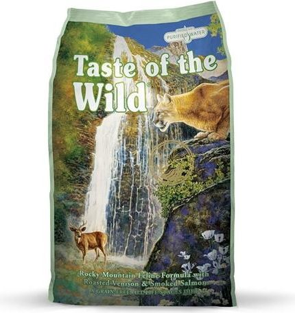 DIAMOND PET FOODS Taste of the Wild Rocky Mountain Feline 2kg kaķu barība