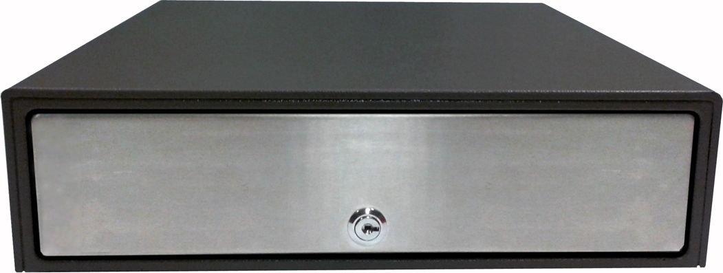 APG Cash Drawer ECD330, Cash drawer, 5B/8C 330 x 360 x 89 mm, 24V, Cash Drawers 5711783508229