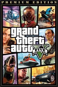 Grand Theft Auto V Premium Edition XONE