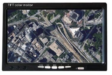Monitor LCD 7