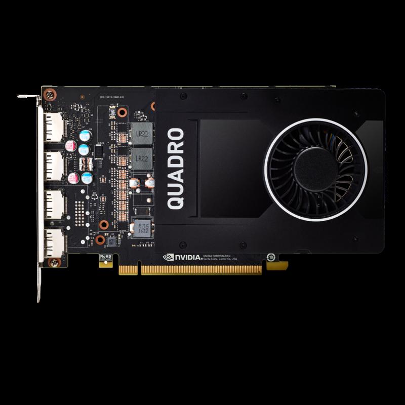 PNY Quadro P2200 PCI-Express 3.0 x16 video karte
