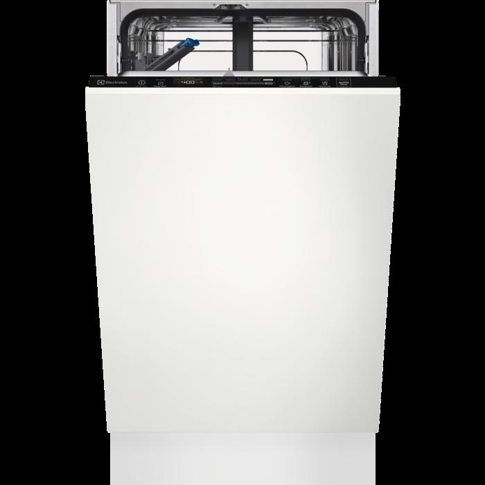 Electrolux trauku mazgājamā mašīna (iebūv.), balta, 45 cm EEG62300L Iebūvējamā Trauku mazgājamā mašīna