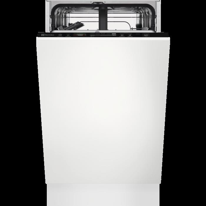Electrolux trauku mazgājamā mašīna (iebūv.), balta, 45 cm EES42210L Iebūvējamā Trauku mazgājamā mašīna