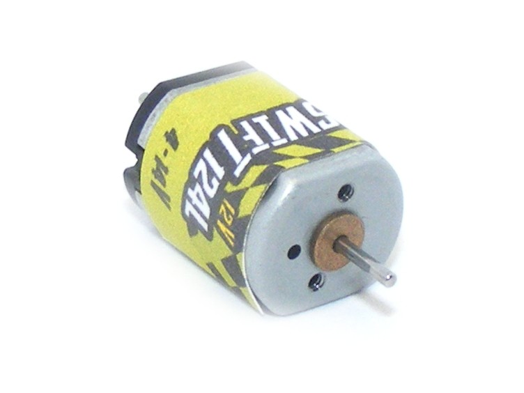 SWIFT Train 124L 12V Motor GPX/S124BD12V