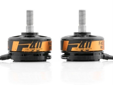 Two brushless motors set T-MOTOR F40 II 2600kV TM/F40/2600KV-2PCS