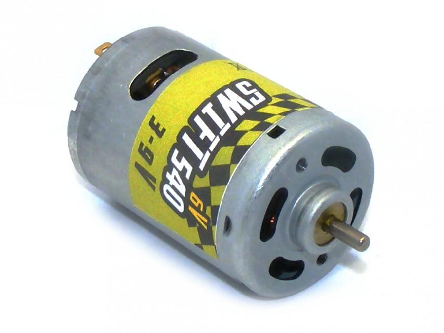 SWIFT Drive 540 6V Motor GPX/S540BD6V