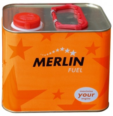 Fuel Merlin Expert 25% Car & Boat 2.5L MF-225-2.50