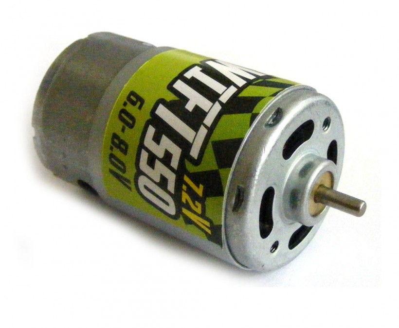 SWIFT 550 7.2V motor GPX/S550BD72V