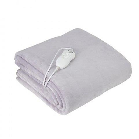 Adler AD 7425 electric blanket 60 W Grey Polyester