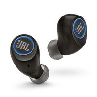 JBL Free Wireless headphones, Black austiņas