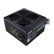 Cooler Master PSU 450W CoolerM. MWE White V2 230V 80+, cable type: flat black 4719512080306 Barošanas bloks, PSU