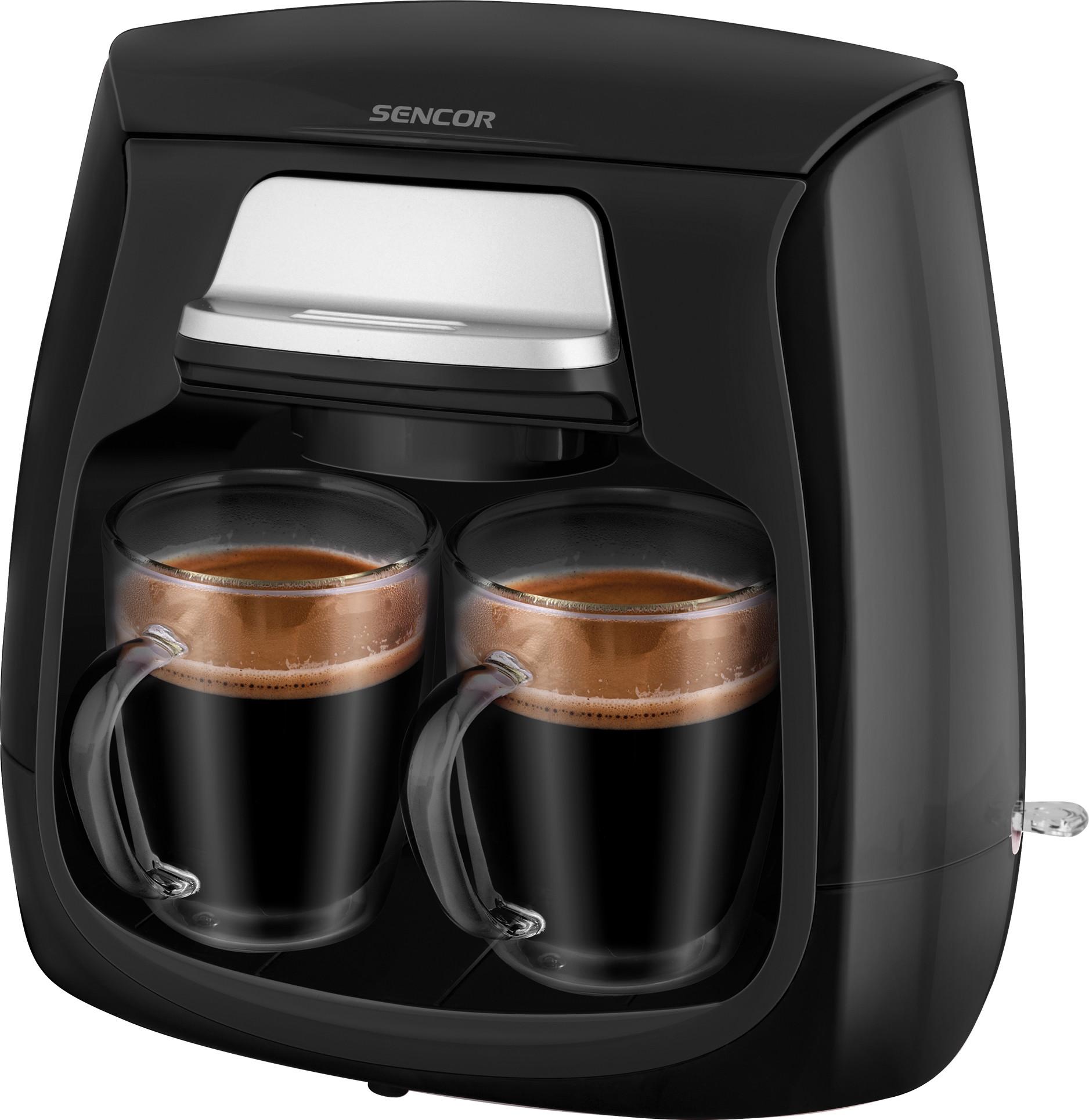 Sencor SCE2100BK Kafijas automāts