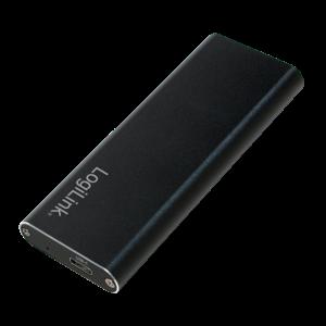 LOGILINK - USB 3.1 Gen2 enclosure for M.2 SATA SSD cietā diska korpuss