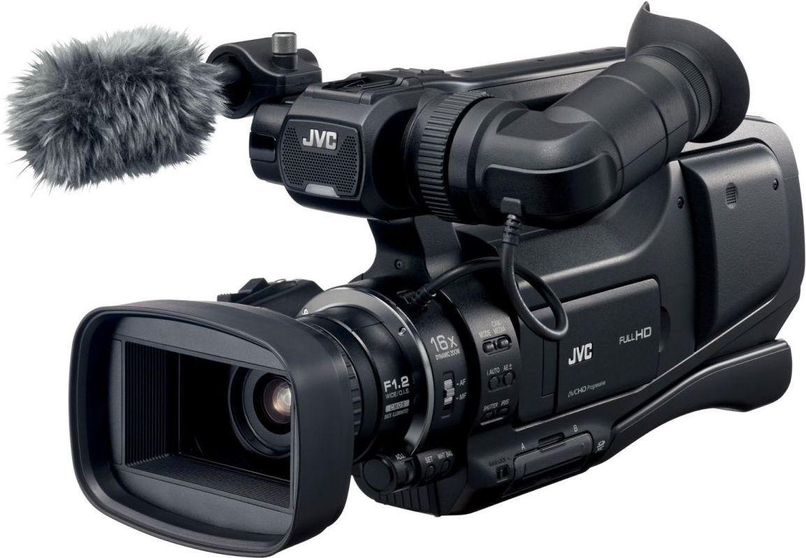 JVC GY-HM70E Pro Video Camera 1/2.3 CMOS 12Mp Video Kameras