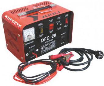 Youli Prostownik 12 / 24V 20A (DFC-20) DFC-20 auto akumulatoru lādētājs