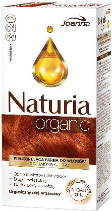 Joanna Naturia Organic Farba nr 320 Plomienny 525460