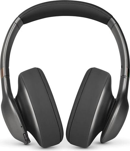 JBL Everest 710, Wireless Over-Ear Headphones, On-ear Cup Controls, Gun Metal austiņas