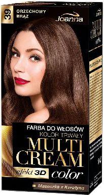 Joanna Multi Cream Color Farba nr 39 Orzechowy Braz 525090