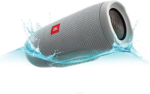 JBL Charge 3 III Bluetooth NFC Grey pārnēsājamais skaļrunis