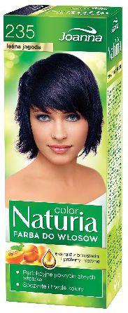 Joanna Naturia Color Farba do wlosow nr 235-lesna jagoda  150 g 525235