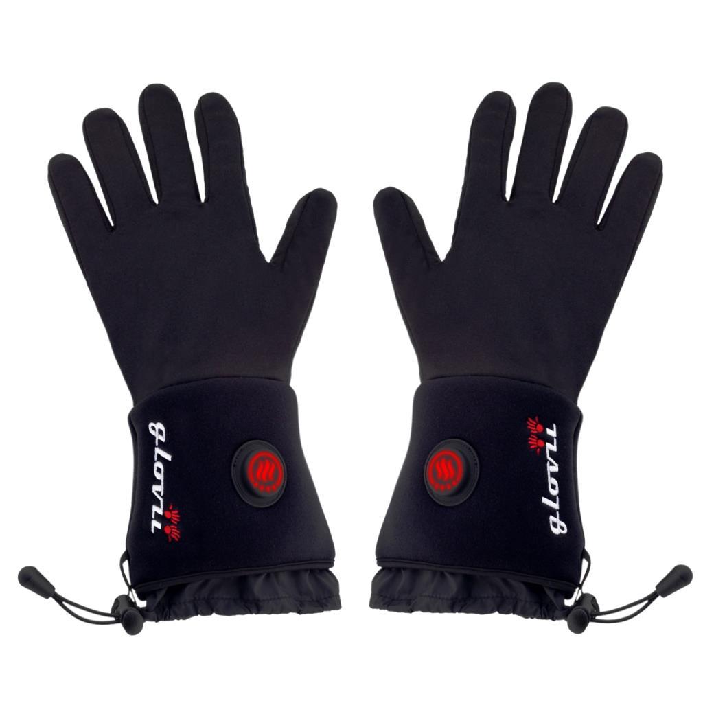 Heated glove - glovii black L-XL cimdi