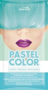 Joanna Szampon koloryzujacy Pastel Color Turkus  35g 525182
