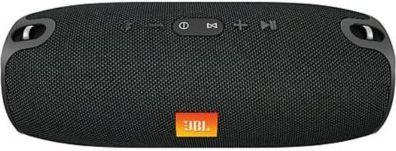 JBL Xtreme Bluetooth Black pārnēsājamais skaļrunis