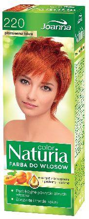 Joanna Naturia Color Farba do wlosow nr 220-plomienna iskra  150 g 525220