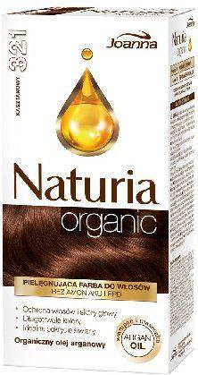 Joanna Joanna Naturia Organic Farba nr 321 Kasztanowy  1 op. - 525461 525461