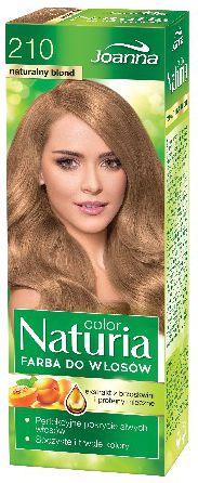 Joanna Naturia Color Farba do wlosow nr 210-naturalny blond  150 g 525210